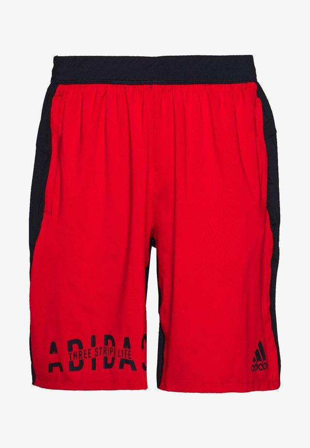 HYPER - Pantaloncini sportivi - scarlet