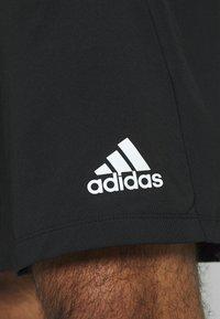 adidas Performance - HYPER - Sports shorts - black - 6