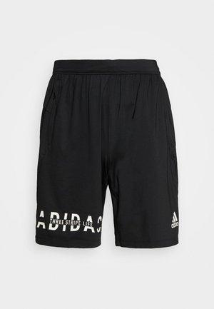 HYPER - Pantaloncini sportivi - black