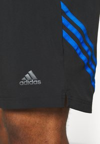 adidas Performance - RUN IT  - Sportovní kraťasy - black/glory blue - 5