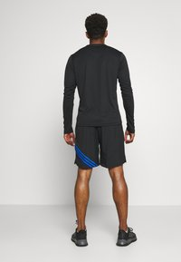adidas Performance - RUN IT  - Sports shorts - black/glory blue - 2