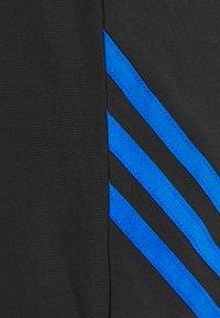 adidas Performance - RUN IT  - Pantalón corto de deporte - black/glory blue - 2