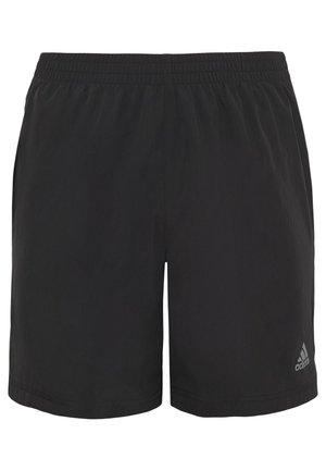 RUN IT  - Pantalón corto de deporte - black/glory blue