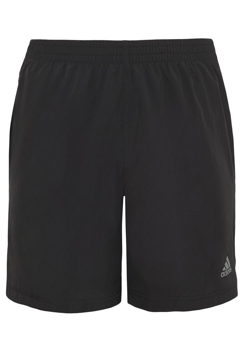 adidas Performance - RUN IT  - Pantalón corto de deporte - black/glory blue