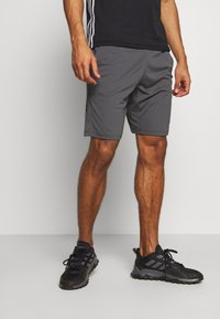 adidas Performance - Urheilushortsit - grey - 0