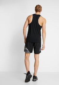 adidas Performance - OWN THE RUN - Sports shorts - black/greone/gresix - 2