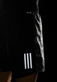 adidas Performance - OWN THE RUN - Sports shorts - black/greone/gresix - 5