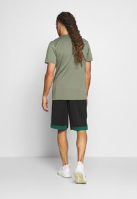adidas Performance - PACK SHORT - kurze Sporthose - black/green - 2