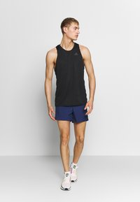 adidas Performance - OWN THE RUN SHORT - Urheilushortsit - dark blue - 1