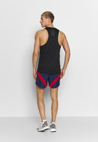 adidas Performance - OWN THE RUN SHORT - Urheilushortsit - dark blue - 2