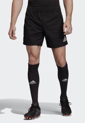 3-STRIPES SHORTS - Sports shorts - black