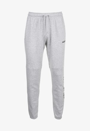 ESSENTIAL  LINEAR - Jogginghose - medium grey heather/black