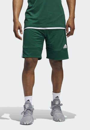Urheilushortsit - green