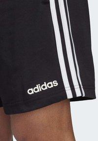 adidas Performance - ESSENTIALS 3-STRIPES SHORTS - Short de sport - black - 5