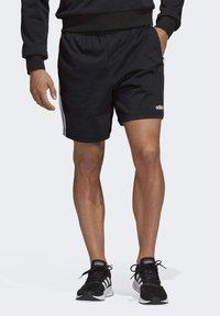 adidas Performance - ESSENTIALS 3-STRIPES SHORTS - Short de sport - black - 2
