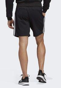 adidas Performance - ESSENTIALS 3-STRIPES SHORTS - Short de sport - black - 1
