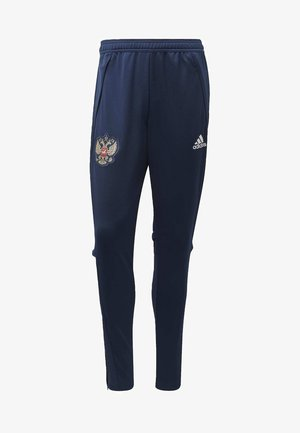 RUSSIA TRAINING TRACKSUIT BOTTOMS - Pantalones - blue