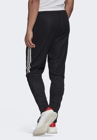 adidas Performance - CONDIVO TRAINING TRACKSUIT BOTTOMS - Tracksuit bottoms - black - 1