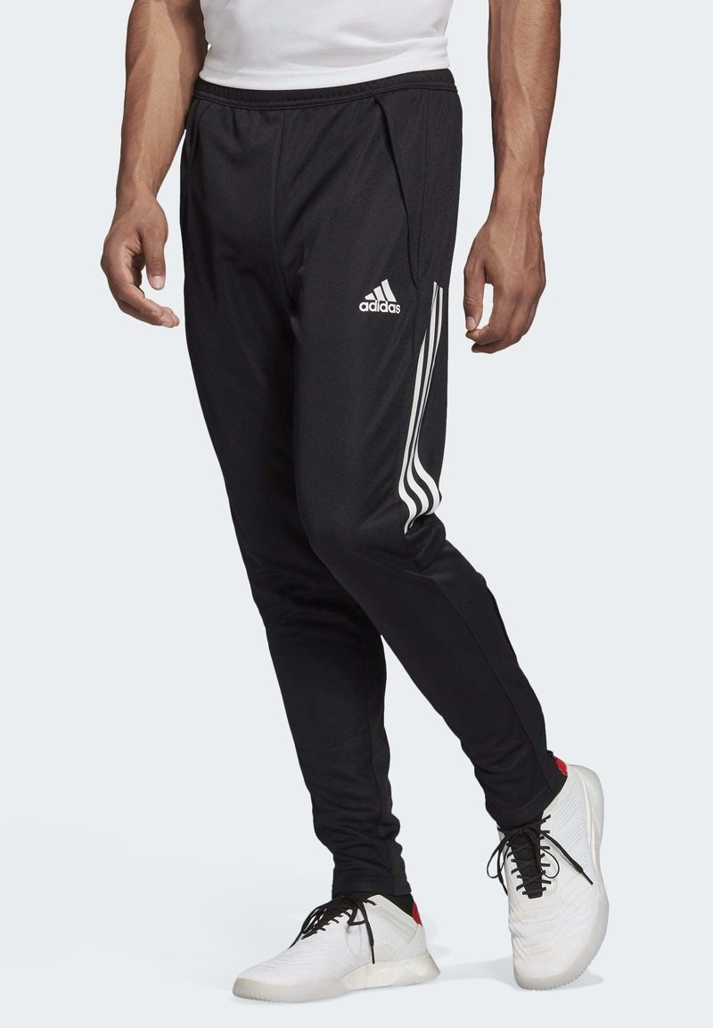 adidas Performance - CONDIVO TRAINING TRACKSUIT BOTTOMS - Tracksuit bottoms - black