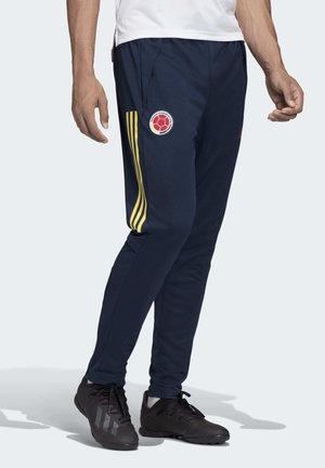 COLOMBIA TRAINING TRACKSUIT BOTTOMS - Voetbalshirt - Land - blue