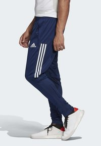 adidas Performance - CONDIVO 20 TRAINING TRACKSUIT BOTTOMS - Tracksuit bottoms - blue - 2