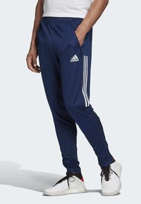 adidas Performance - CONDIVO 20 TRAINING TRACKSUIT BOTTOMS - Tracksuit bottoms - blue - 0