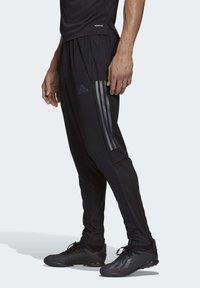 adidas Performance - ARGENTINA TRAINING TRACKSUIT BOTTOMS - Voetbalshirt - Land - black - 3