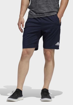 4KRFT 3-STRIPES 9-INCH SHORTS - kurze Sporthose - blue