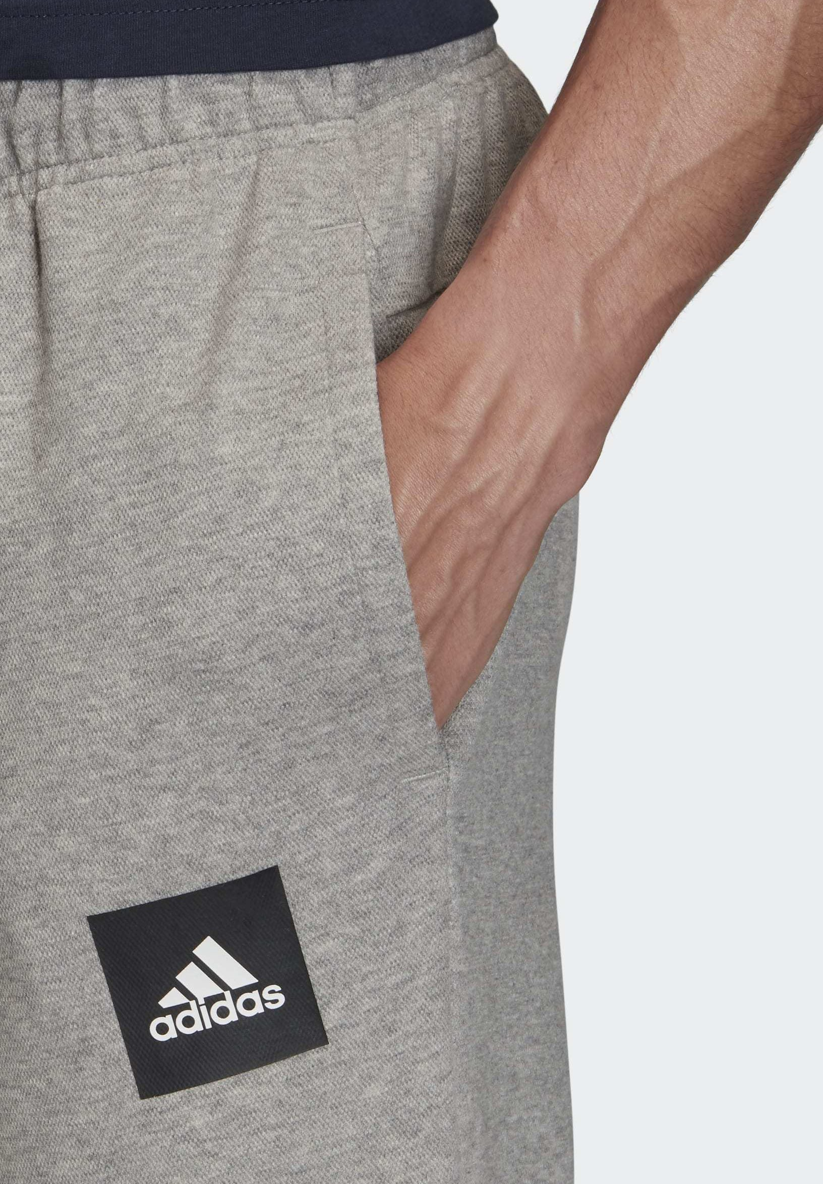 Adidas Performance Must Haves Stadium Joggers - Träningsbyxor Grey