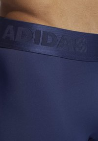 adidas Performance - ALPHASKIN SPORT LONG TIGHTS - Tights - tech indigo - 6