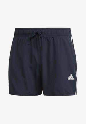 3-STRIPES CLX SWIM SHORTS - Shorts da mare - blue