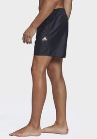 adidas Performance - CLX SOLID SWIM SHORTS - Sports shorts - blue - 2