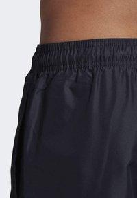 adidas Performance - CLX SOLID SWIM SHORTS - Sports shorts - blue - 5