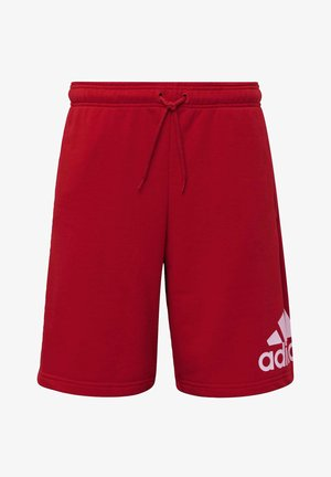 MUST HAVES BADGE OF SPORT SHORTS - Korte sportsbukser - red