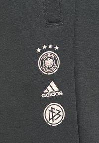 adidas Performance - DEUTSCHLAND DFB SSP SWEATPANT - Koszulka reprezentacji - carbon - 6