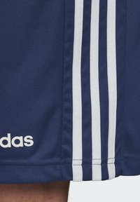 adidas Performance - DESIGN 2 MOVE CLIMACOOL 3-STRIPES SHORTS - kurze Sporthose - blue/white - 5