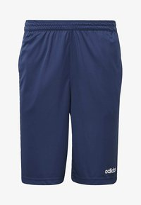 adidas Performance - DESIGN 2 MOVE CLIMACOOL 3-STRIPES SHORTS - kurze Sporthose - blue/white - 6