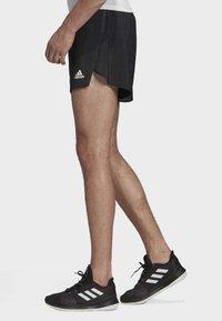 adidas Performance - SPEED SPLIT SHORTS - Sports shorts - black - 2
