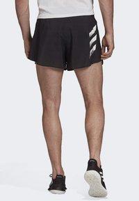 adidas Performance - SPEED SPLIT SHORTS - Sports shorts - black - 1