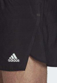 adidas Performance - SPEED SPLIT SHORTS - Sports shorts - black - 5