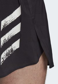 adidas Performance - SPEED SPLIT SHORTS - Sports shorts - black - 6