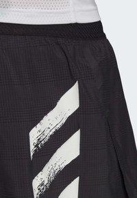 adidas Performance - SPEED SPLIT SHORTS - Sports shorts - black - 4