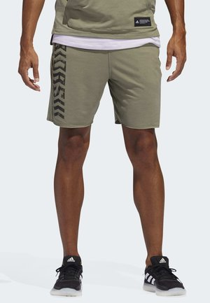 TKO SHORTS - Sports shorts - green