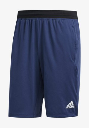 KRFT SPORT ULTIMATE 9-INCH KNIT SHORTS - Sports shorts - tech indigo
