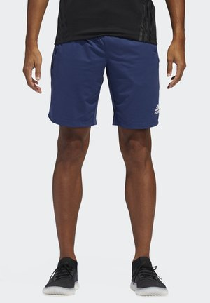 KRFT SPORT ULTIMATE 9-INCH KNIT SHORTS - Short de sport - tech indigo