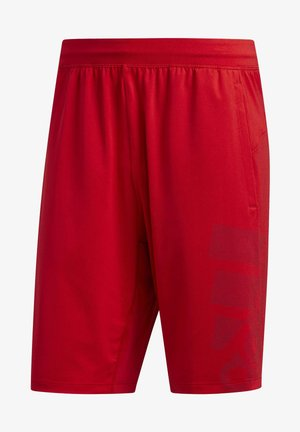 4KRFT SPORT GRAPHIC SHORTS - Short de sport - red