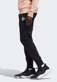 adidas Performance - HARDEN TRACKSUIT BOTTOMS - Jogginghose - black - 2