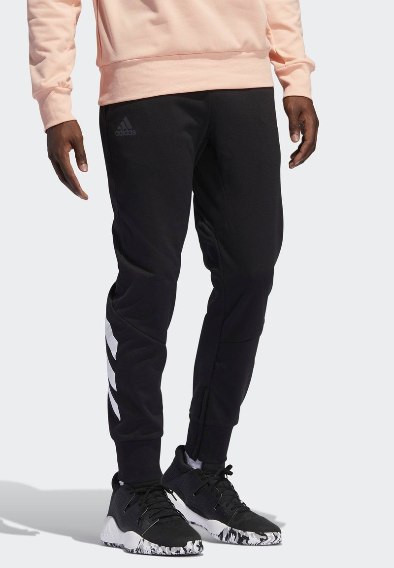 adidas Performance - HARDEN TRACKSUIT BOTTOMS - Jogginghose - black