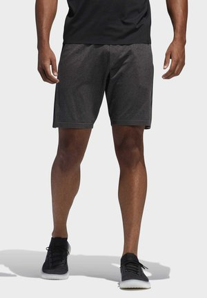 PRIMEKNIT 3-STRIPES 8-INCH SHORTS - Short de sport - black