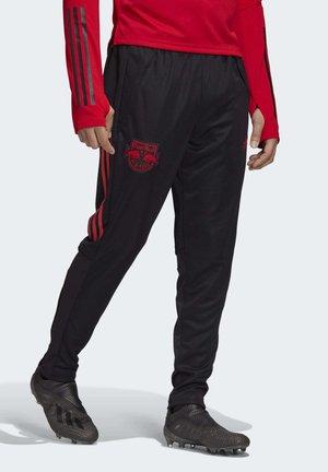 NEW YORK RED BULLS TRAINING TRACKSUIT BOTTOMS - Pantalon de survêtement - black